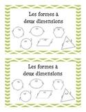 Les formes a deux dimensions - 2D Easy Reader!