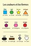 Les formes et les couleurs