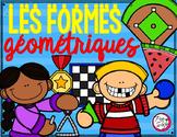 Les formes géométriques - Interactive Worksheets - Set 2
