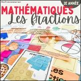 Les fractions - 2e année