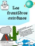 Les frontières extrêmes - Extreme Environments - Sciences