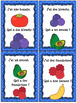 "Les fruits - Jeu ""j'ai qui a...?"" - French fruits game"