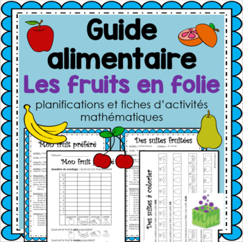 Nourriture: Les fruits en folie