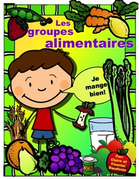 Les groupes alimentaires