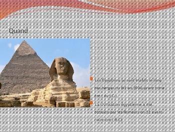 Les Égyptiens (Egypt)