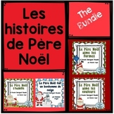 Noël:  French Christmas Emergent Reader Bundle