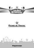 Les jeux Olympiques (Fiches de travail)