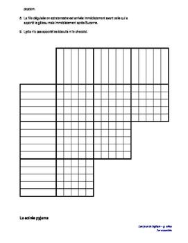 Les jeux de logique - 1er ensemble