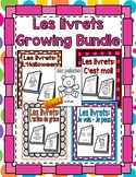 Les livrets - GROWING BUNDLE