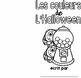 Les livrets: L'Halloween (Halloween en français)