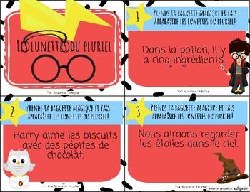 Les lunettes du pluriel