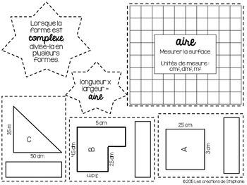 Les mesures - Cahier interactif