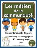 Les métiers de la communauté / French Community Helpers