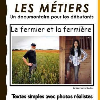 Un documentaire sur les métiers de la communauté: Le fermier et la fermière