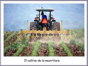 Les métiers de la communauté - le fermier et la fermière