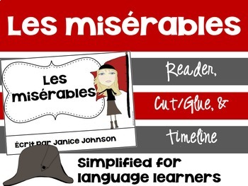 Les misérables ~ French Les Miserables Reader ~Simplified