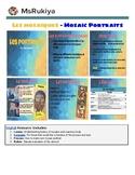 Les mosaiques (portraits) - Mosaics Portraits