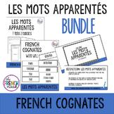 French cognates Les mots apparentés