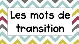 Les mots de transition