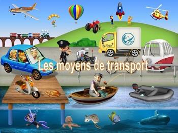Les moyens de transport / Transport