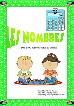 French Numbers  - 1 to 100 (Les nombres)