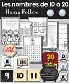 Les nombres de 10 à 20 - Harry Potter