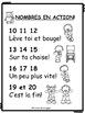 Les nombres en action! (Comptine mathématiques) Nombres 11-20, Compter de 11-20