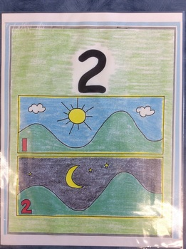 Les nombres et moi- FRENCH Numeration Student Work Booklet- Grade 1 and 2