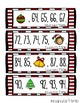 Les nombres manquants (Noël)