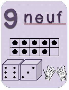 Les números (Posters 1-10)