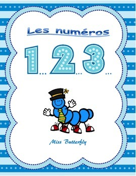 Les numéros - French numbers spelling units