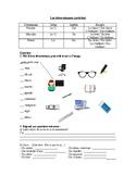 Les objets de la classe et les déterminants