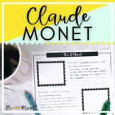 Les oeuvres de Claude Monet