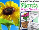 Les parties d'une plante - Flip Book