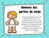 Les parties du corps - Dominos