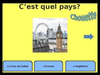 Les pays / Countries