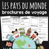 Les pays du monde brochures de voyage - Travel Brochure Te