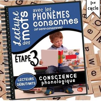 French Phonics #3: Les phonèmes consonnes et semi-consonnes