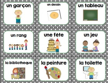 Les phrases du mois de septembre/ French sentences of September