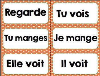 Les phrases du mois d'octobre/ French sentences of October