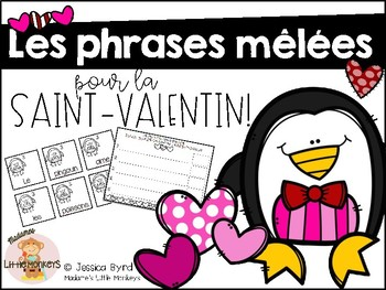 Les phrases melees- Mixed Up Sentences