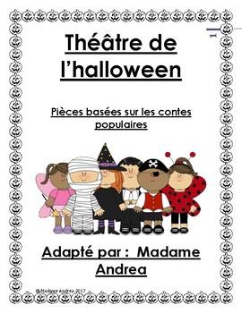 Les pièces de théâtre de l'halloween