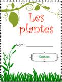 Les plantes / plants - 3-4e année