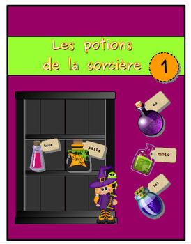 Les potions de la sorcière 2