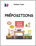 Les prépositions de lieu, grammaire, French Immersion (#80)