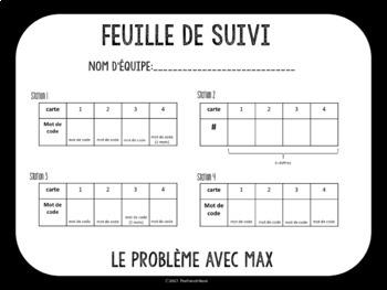 Les prépositions de lieu - French Grammar Escape Room