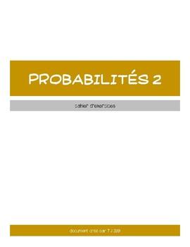 Les probabilités - Document de travail
