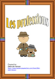 French - Careers (Les professions)