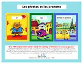 Les pronoms et les phrases