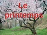 Les quatre saisons (The Four Seasons: French) PPT